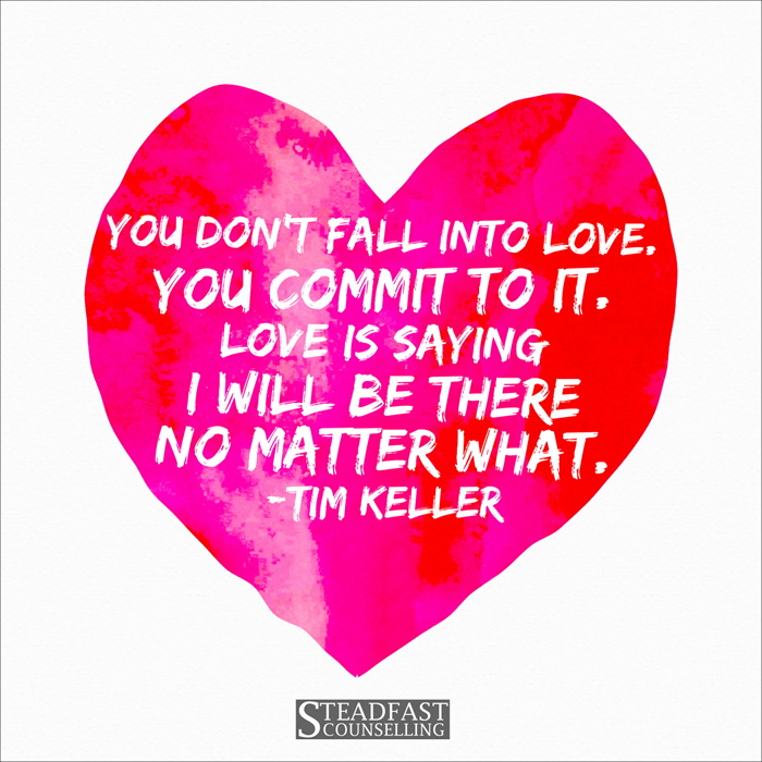 Commit to Love