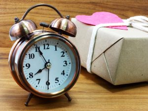 Give yourself the gift of time for your counselling appointments
