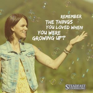 Remember the things you loved when you were growing up?